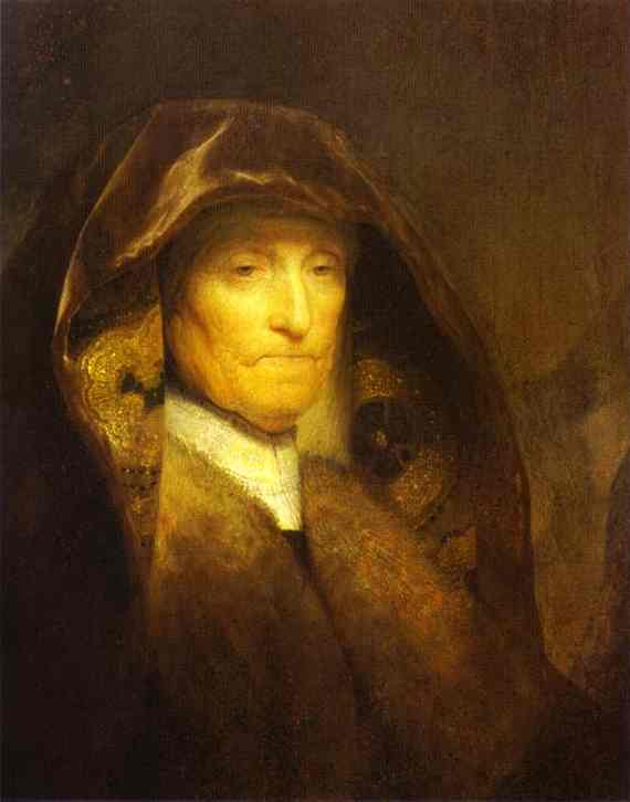 Rembrandt s mom